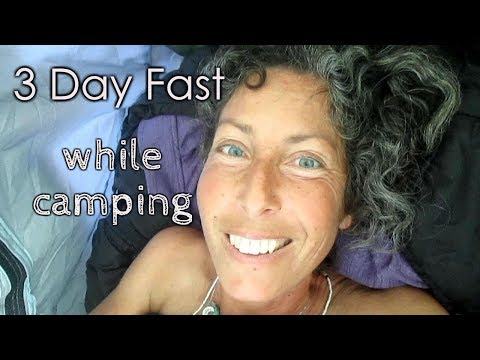 3 DAY FAST while camping, Egypt & BREAST IMPLANT Removal