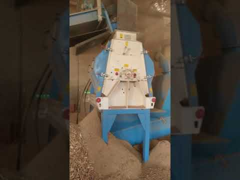 Shanghai Qi Xuan Environmental Protection Technology Co., Ltd. timber mill video