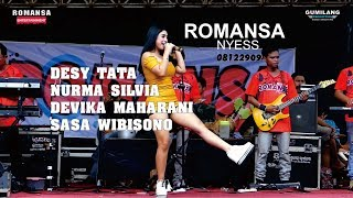 Top Hits -  Full Album Romansa Kendal Desy Tata Nurma