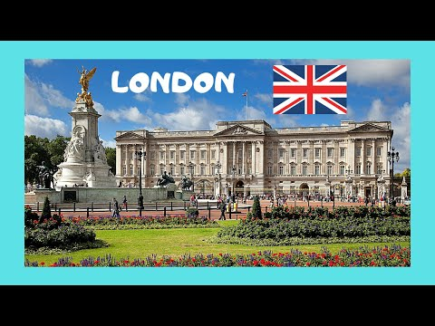 EXPLORING LONDON: Views from outside Buckingham Palace ...