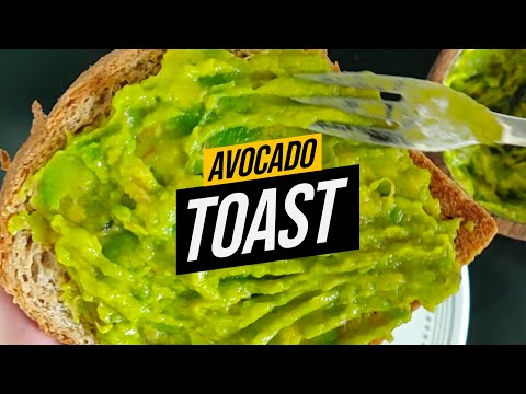 5-Minute Avocado Toast