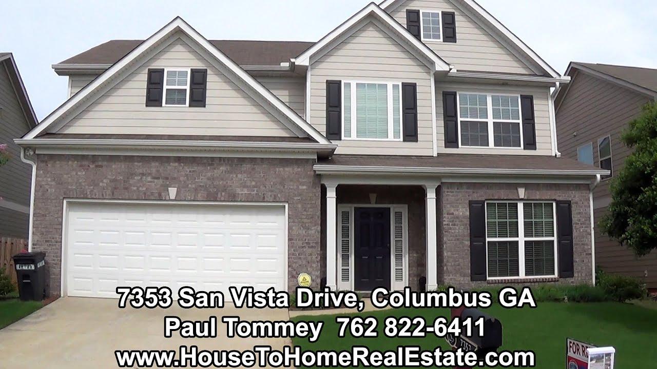 7353 san vista drive columbus ga homes for rent in for Columbus ga home builders