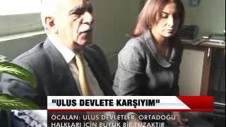 Abdullah Öcalan BOP'taki rolünü açıkladı: Ulus devlete karşıyım