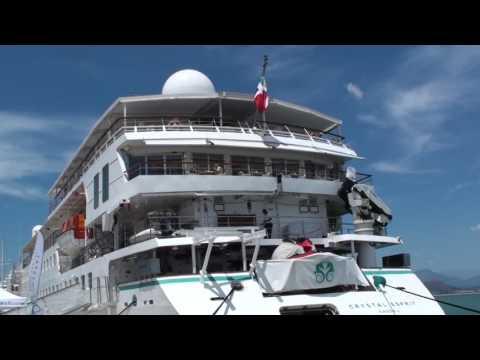 Crystal Esprit - Piraeus to Dubrovnik