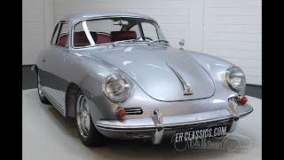 Porsche 356B T6 Coupe 1963 -VIDEO- www.ERclassics.com