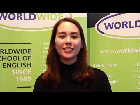 Brazilian Testimonial   Worldwide School Of English