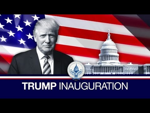 Donald Trump presidential inauguration -...