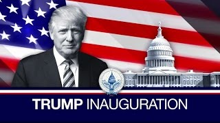 Donald Trump presidential inauguration   BBC News