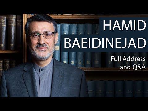 Hamid Baeidinejad   Full Address And Q\u0026A   Oxford Union