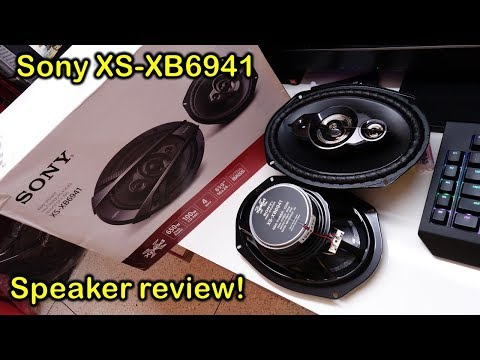 sony-xs-xb6941-4-way-extra-bass-coaxial-speakers-for-cars-review-and-sound-test