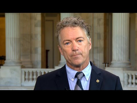 """Sen. Rand Paul: Trump should be """"lauded"""" for meeting with adversaries"""