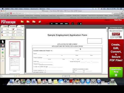 How To Editing Pdf Files Online