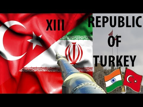P & R | Republic of Turkey | S.II, E.XIII | Turk-Indian Pipeline, Nuclear Power Plant