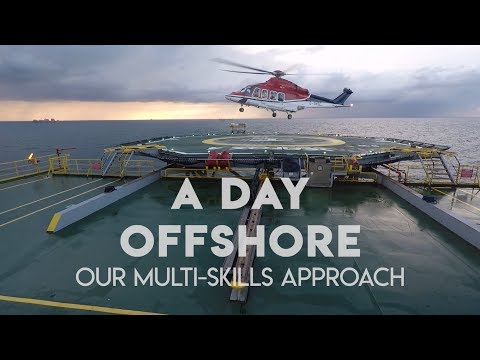 BRAND/Venko | A Day Offshore - Our Multi-Skills Approach