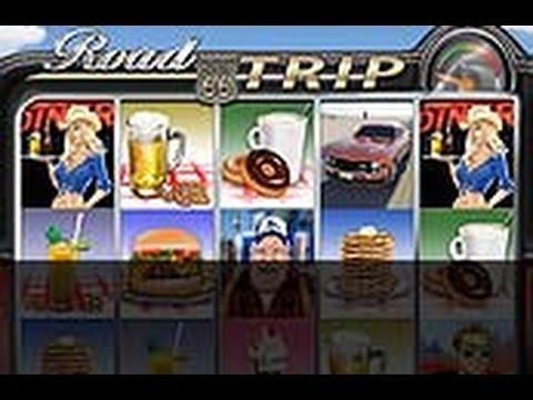 Road Trip Casino Slot Game