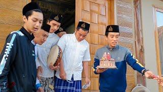 Guz Azmi Beri Kejutan Buat Pak Polisi - Hut Bhayangkara ke 74