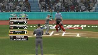 MLB 2K9 PC Gameplay: Minor League Buffalo Bisons@Scranton/W-B Yankees