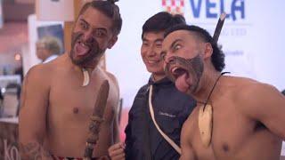 Moana New Zealand revealed in Qingdao, China