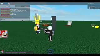 ROBLOX Script Showcase #7: Troll GUI Script