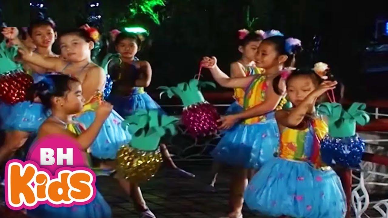 MÚA - Trung Thu Thần Tiên ♫ Múa Tết Trung Thu Thiếu Nhi