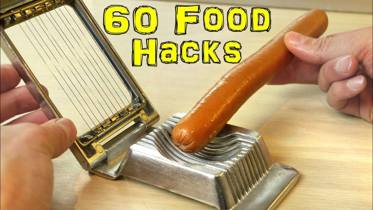 Download Ultimate Food Hacks Compilation