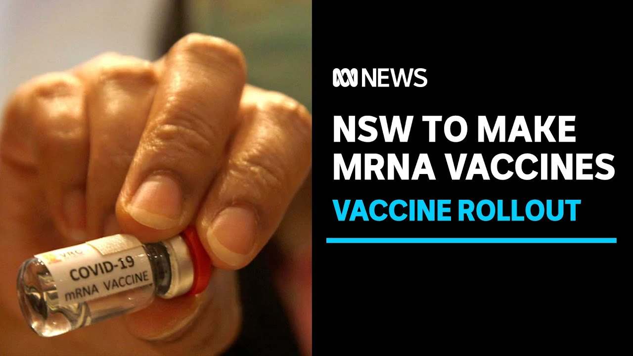 NSW could soon be a hub of mRNA Vaccine Technology