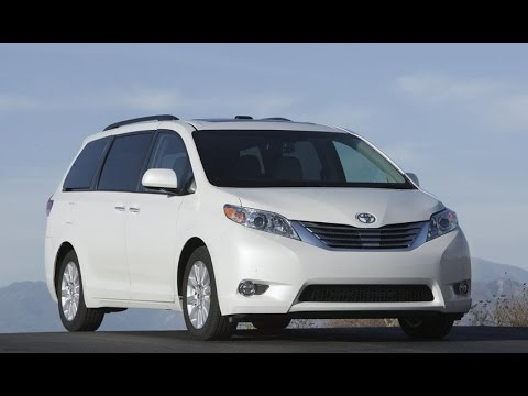 2018 toyota sienna youtube. Black Bedroom Furniture Sets. Home Design Ideas