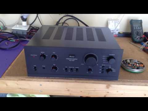Sansui AU-517 Integrated Amplifier