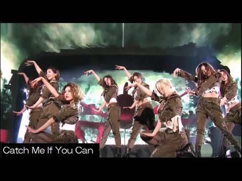 [1080p] 151227 [SNSD] / Catch Me If You Can