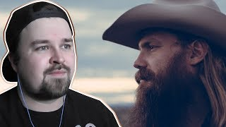 METALHEAD REACTS TO COUNRY/BLUES #2 - Chris Stapleton - Tennessee Whiskey