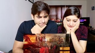 GAUTAMIPUTRA SATAKARNI THEATRICAL TRAILER | REACTION