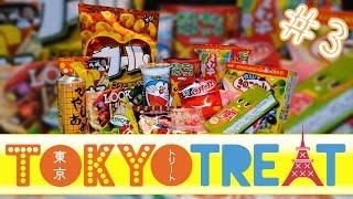 TOKYO TREAT #3 - Ostatnia paczka z japońskimi słodyczami