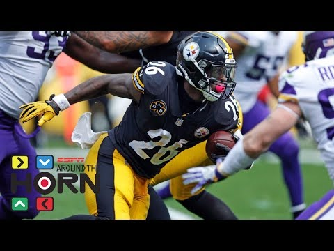 Should Steelers be concerned with Le'Veon Bell?   Around The Horn   ESPN