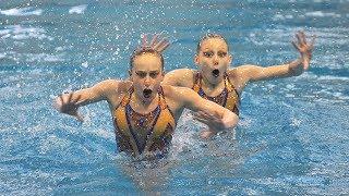 Синхронное плавание: Возросшая конкуренция