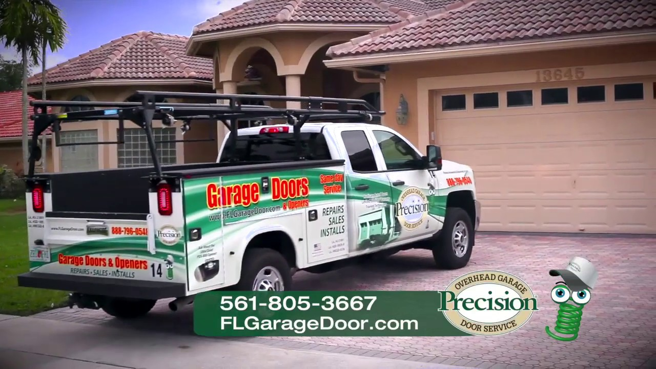 Precision Garage Door South Florida Repair Openers New Garage