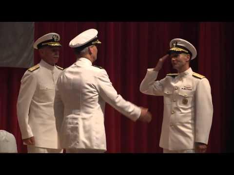7th Fleet Change of Command