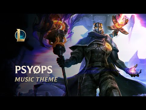 PsyOps | Official Skins Theme 2020 - League of Legends