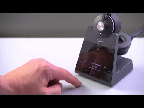 how-to-use-the-jabra-engage-75-on-screen-menu-system