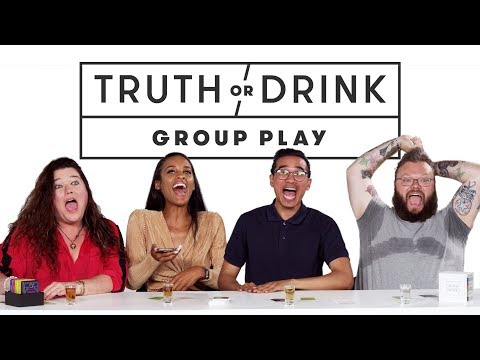 Strangers Open Up About Sex in a Game of Truth or Drink | Truth or Drink | Cut