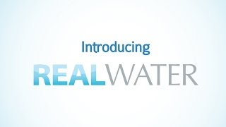Always Drink REAL Water - Brought To You By QNET