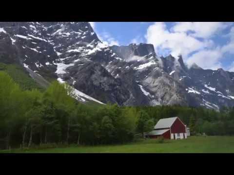 My trip to Åndalsnes and Alesund