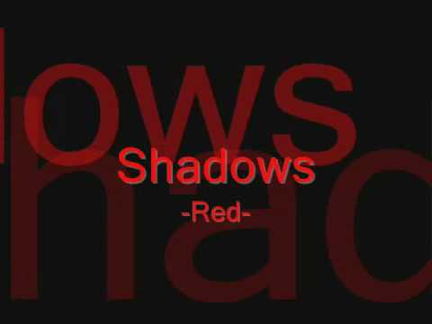 Red-Shadows Lyrics