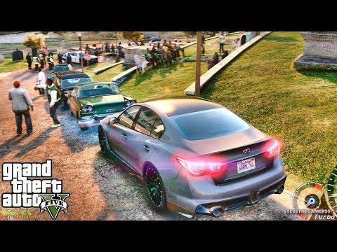 GTA 5 REAL LIFE MOD #252 LET'S GO TO WORK!! (GTA 5 REAL LIFE MOD)