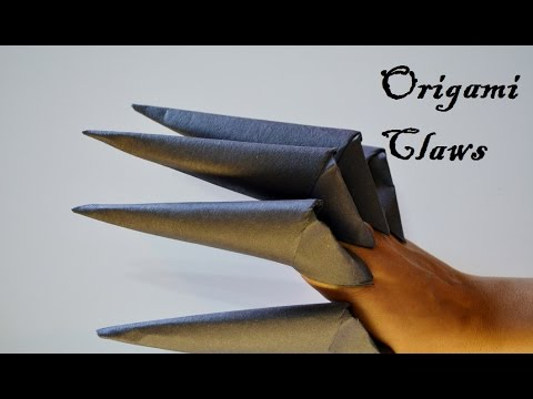Full Download How To Make Origami Claws