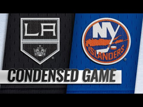 02/02/19 Condensed Game: Kings @ Islanders