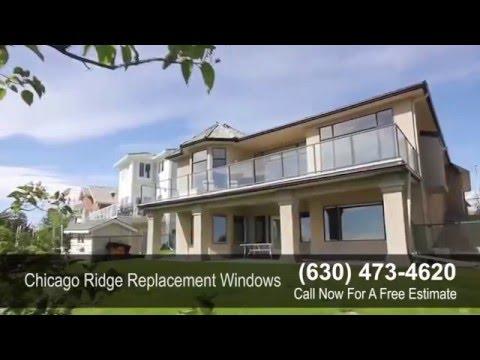 Replacement Windows Chicago Ridge