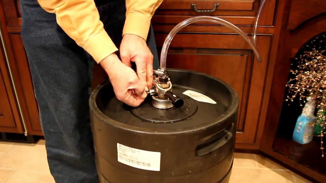 Convert Beer System To Soda Pop Dispenser Using Syrup And