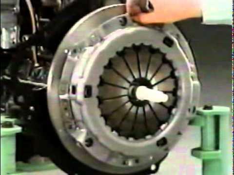 Toyota: Сцепление и МКПП.avi