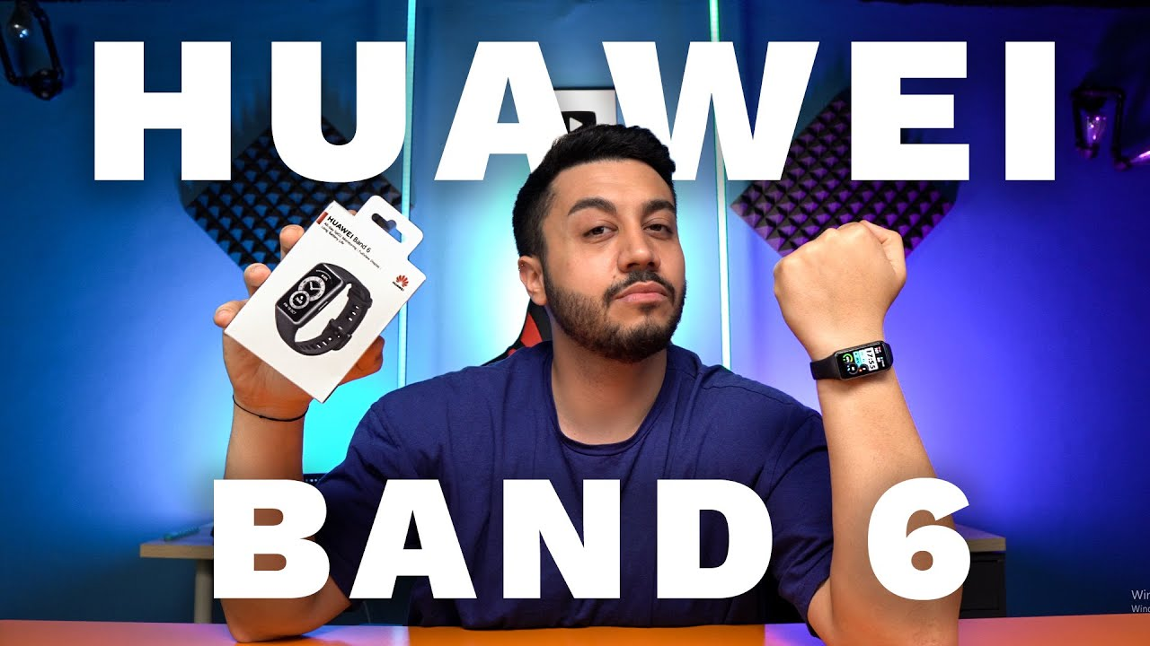 AKILLI SAAT GİBİ AKILLI BİLEKLİK - Huawei Band 6 Akıllı Bileklik