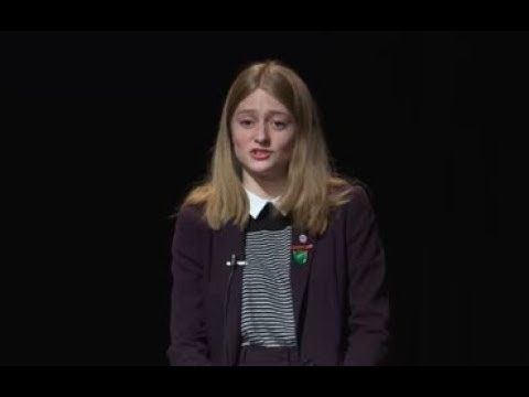 In defence of presentism | Abbie Casson | TEDxTauntonSchool